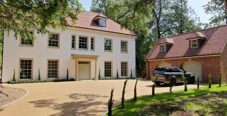 Birch House, Poole, Dorset